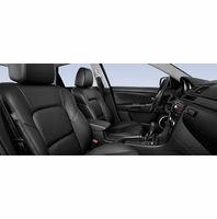 Mazda 3 Sedan (4-Door) Interior Accessories  2004 2005 2006 2007 2008 2009