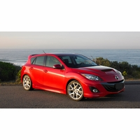 MazdaSpeed 3 Wild Child (Video)