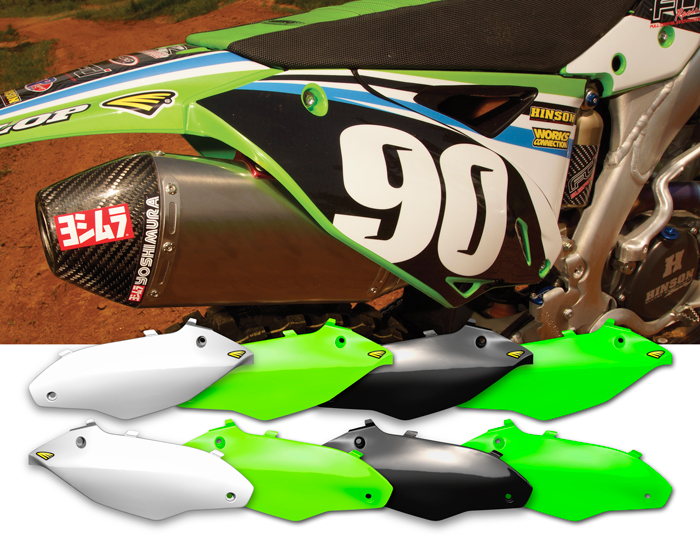 2013 - 2015 KAWASAKI SIDE PANELS