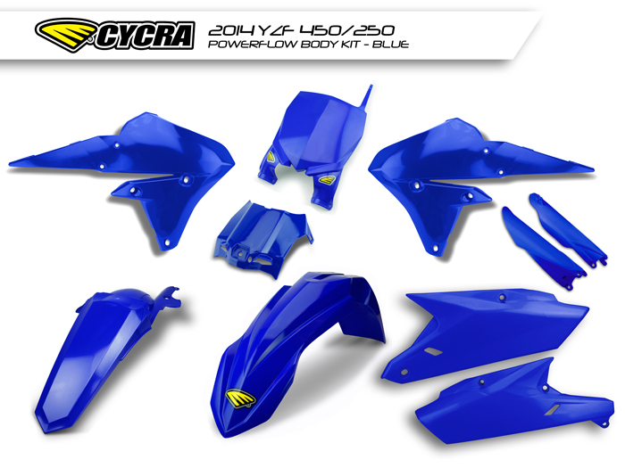 2014 - 2015 POWERFLOW BODY KIT - YAMAHA