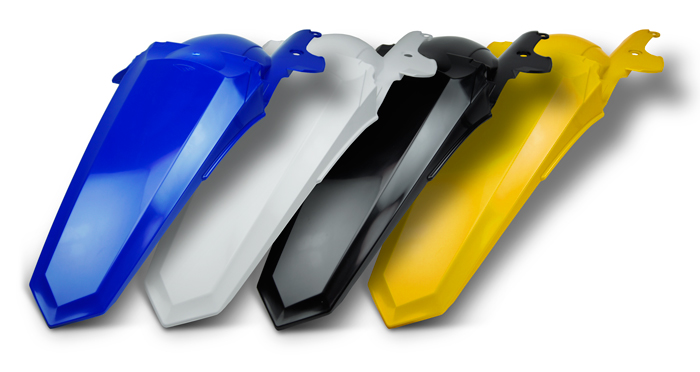 2014 Powerflow Rear Fender (Yamaha)