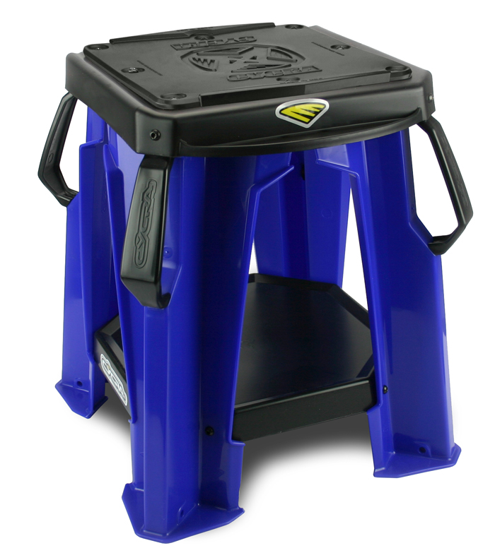 MOTORCYCLE STAND (BLUE)