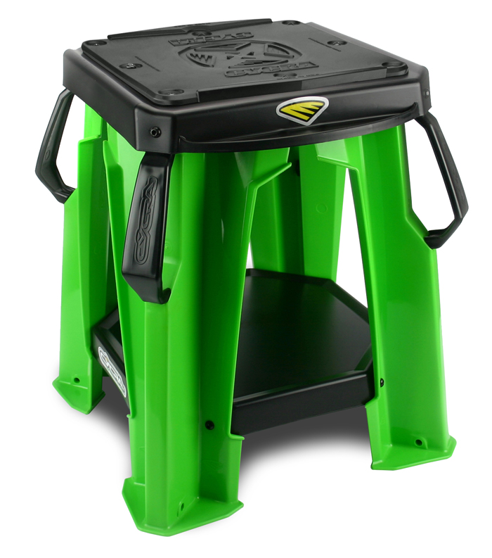 MOTORCYCLE STAND (GREEN)