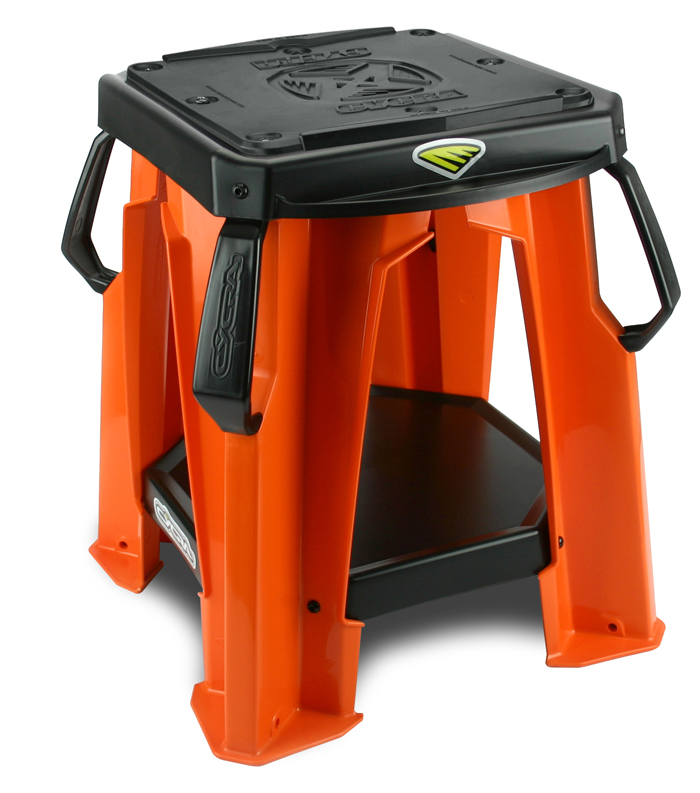 MOTORCYCLE STAND (ORANGE)