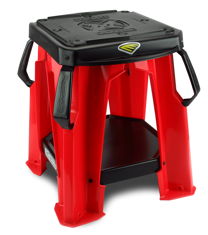 MOTORCYCLE STAND (RED)