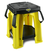 MOTORCYCLE STAND (YELLOW)