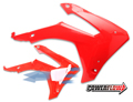 2013-14 POWERFLOW INTAKE RADIATOR CRF SHROUDS - HONDA