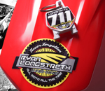 Ryan Longstreth Memorial Decal and Keychain