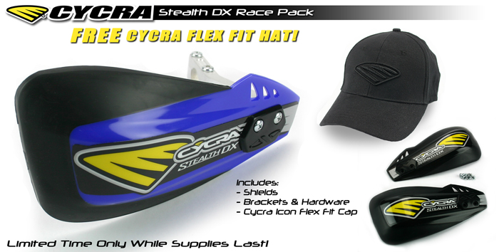 STEALTH DX RACE PACK