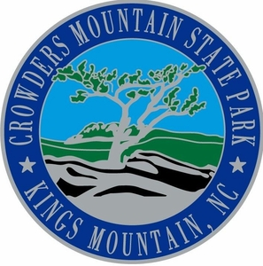 Crowders Mountain Lapel Pin
