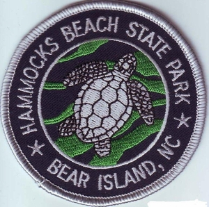 Hammocks Beach Patch