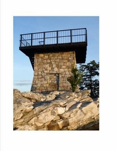 Hanging Rock State Park tower photo