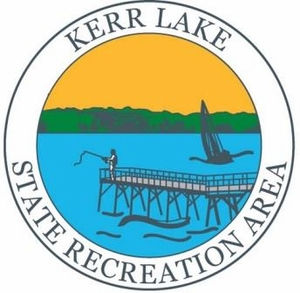 Kerr Lake Lapel Pin