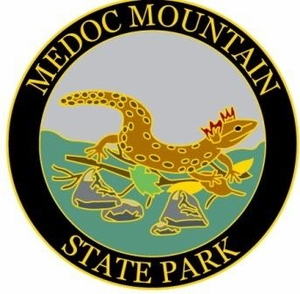 Medoc Mountain State Park Patch