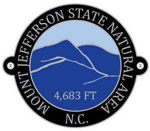 Mount Jefferson State Natural Area Hiking Medallion