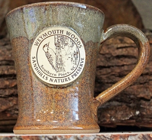 Weymouth Woods Nature Preserve Coffee Mug