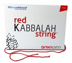 """Red String Original Kabbalah Bracelet From Tomb of Rachels  in Israel<br/><font color=""""red"""">Free Shipping</font>"""