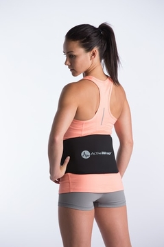Back Ice Wrap and Hot Wrap by Active Wrap