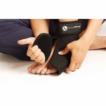 Foot & Ankle Ice Wrap & Hot Wrap by ActiveWrap