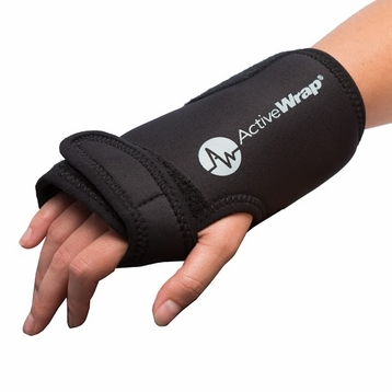 Hand & Wrist Ice or Hot Wrap by Active Wrap
