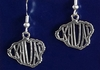 Islands of Hawaii - Kauai Earrings