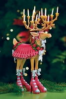 Patience Brewster Dash Away Reindeer FIGURES -