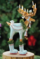 Patience Brewster Dash Away Reindeer ORNAMENTS In Stock