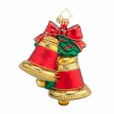 Retired Radko Xmas I - Christmas Chimes - 25% Off
