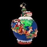 2013 Scenes From The North Pole Series - Midnight Trip - 30% Off