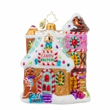 Retired Radko Xmas II - Sweet Factory - 25% Off