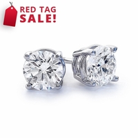 Diamond Earrings .95ctw