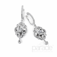 Lyria Diamond Earrings