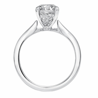 NELLY ArtCarved Engagement Ring