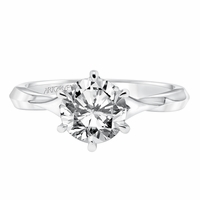 RORY ArtCarved Engagement Ring