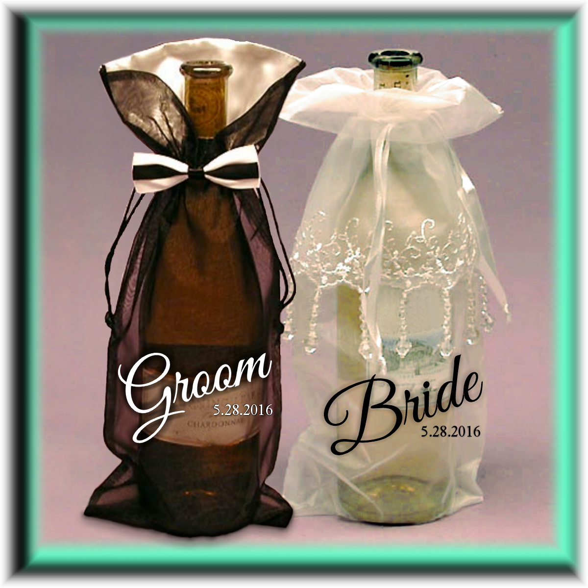 Wedding Gift Ideas Alcohol : Ideas Wedding Gift From Maid Of Honor To Bride personalized wedding ...