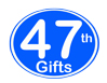 47th Birthday Gifts, 47th Anniversary Gifts