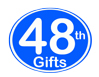 48th Birthday Gifts, 48th Anniversary Gifts