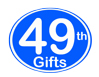 49th Birthday Gifts, 49th Anniversary Gifts