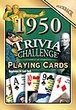 64th Birthday Cards: 1950 Trivia Playing Cards