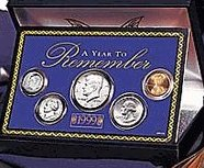 Circulated Coin Sets for 1936-2001