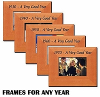 Picture Frames for Any Year