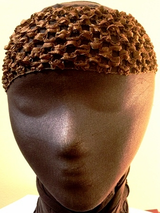 Brown Weave Headband Free