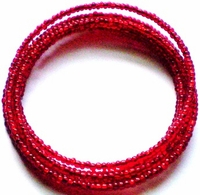 Red Bead Collar