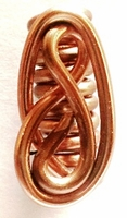 Copper Wire Hair Jewelry 2