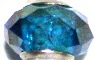 Indian Blue Crystal Band