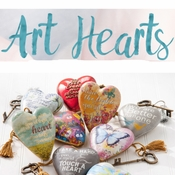 Art Hearts by DEMDACO