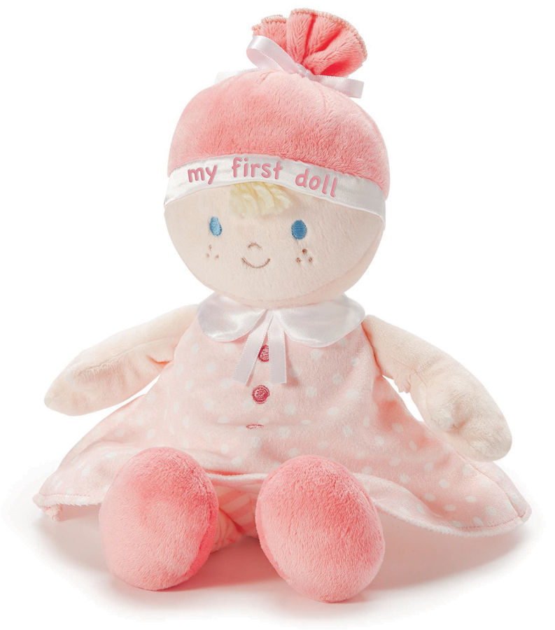 baby demdaco my first doll blonde hearts desire gifts