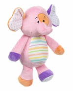 """Baby Ganz Soft and Simple Elephant Plush 11"""""""