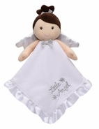 Baby Starters Snuggle Buddy Little Angel Doll Security Blanket