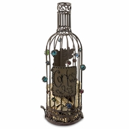 Bottle Shaped Cork Cage